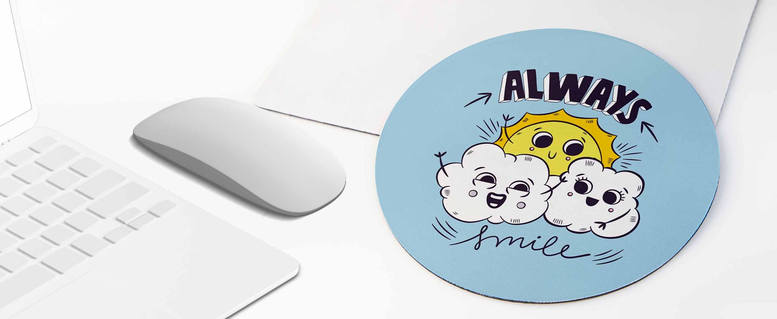 Mouse pad-uri personalizate