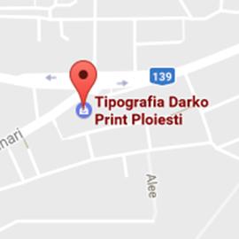 Contact Darko Print Ploiesti