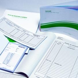 Tipizate personalizate Ploiesti - Facturier - Chitantier -  Monetar Ploiesti
