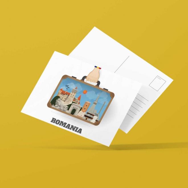 Carti postale