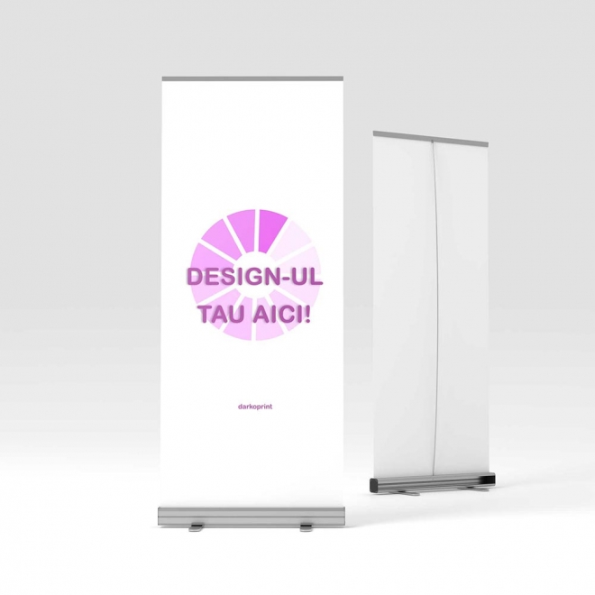 Roll-up Personalizat 85 cm
