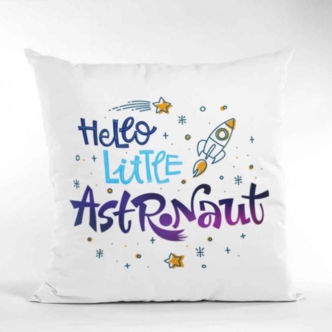 Perna patrata design pentru copii - Little Astronaut