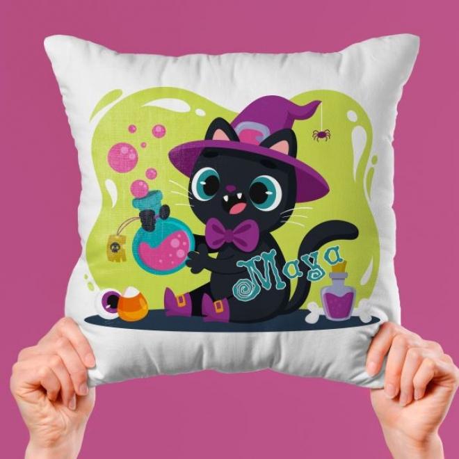 Perna copii pisica personalizata