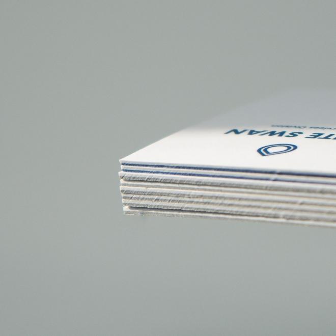 Carti de vizita din carton multistrat