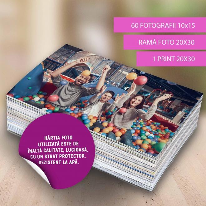 Printare foto, format 10x15, rama