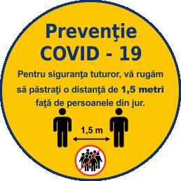 Informare si preventie COVID 19