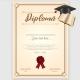 Diploma scolara liceu