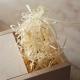 Cutie vin personalizata - mesaj nunta de argint