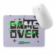 Mouse pad dreptunghiular - Game Over Glitch