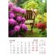 Calendar perete gradini 2022