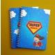 Notebook personalizat copii - Super Eroina