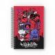 Notebook personalizat Graffiti Doodle