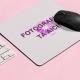 Mouse pad personalizat dreptunghiular