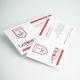 Carti de vizita laminate soft touch catifea